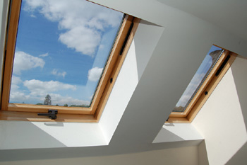 Velux windows Loft conversion